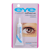 White Eyelash Glue For False Eyelashs Double Eyelid