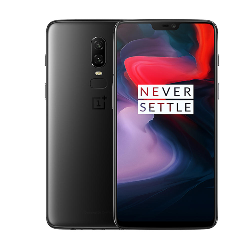 OnePlus 6 6.28 Inch 19: 9 AMOLED Android 8.1 NFC 8 GB RAM 128 GB ROM Snapdragon 845 4G Smartphone
