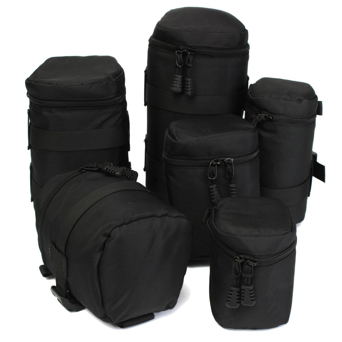 防水保護カメラレンズバッグケースカバーポーチプロテクター