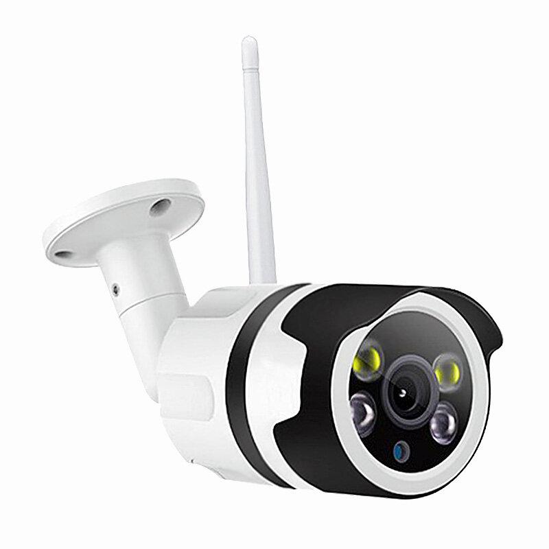 Sicherheit IP-Kamera 1080P Kabellos IP Onvif Überwachungskamera 200W 98ft Nachtsicht Kugel Babyphone Zwei-Wege-Audio Wasserdicht Moving Detect