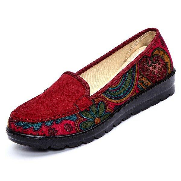 Большой размер Женское Повседневные плоские подкладочные накладки на дышащие туфли Мягкие подошвы