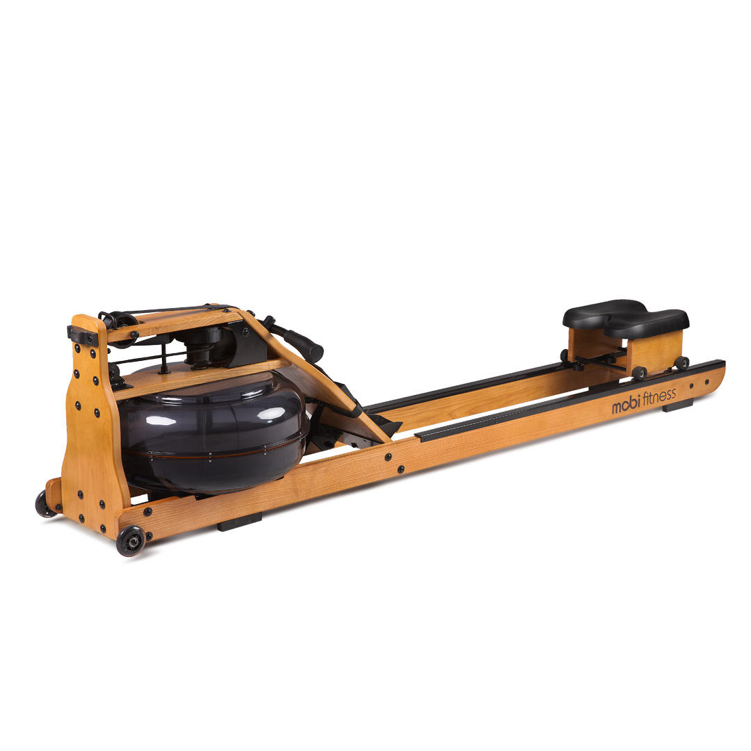 Mobifitness Intelligent Rowing Machine Smart APP Course Portable Outdoor Indoor Home Fitness Gym Arm Abdominal Muscle Trainer Boating Machine-Classic Style From Xiaomi Youpin