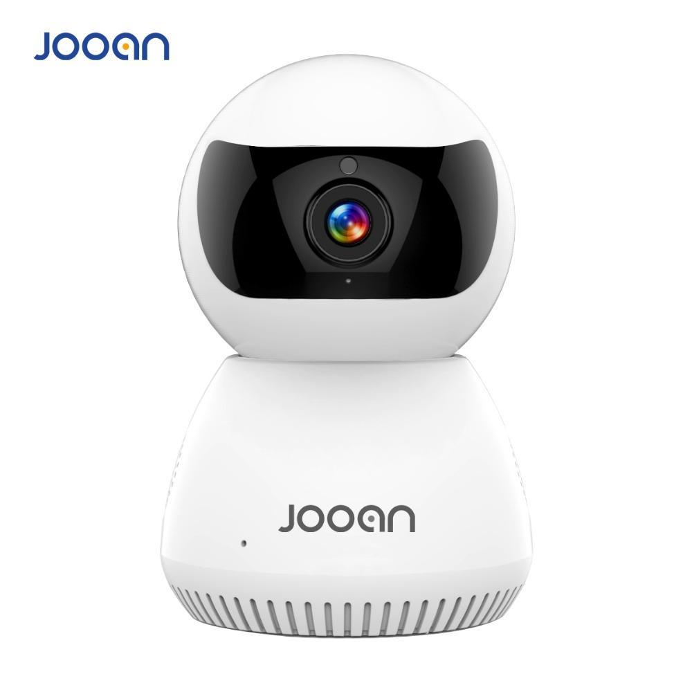 Jooan C9C Panoramic 1080P Caméra IP intelligente H.264 Pro Caméra de détection de vision nocturne infrarouge M-otion AI WIFI Moniteurs pour bébé
