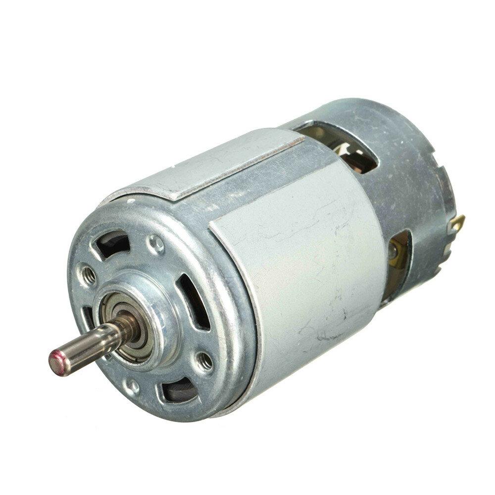 DC 12V 150W 13000rpm 775 Micro DC Motore con Albero da 5mm