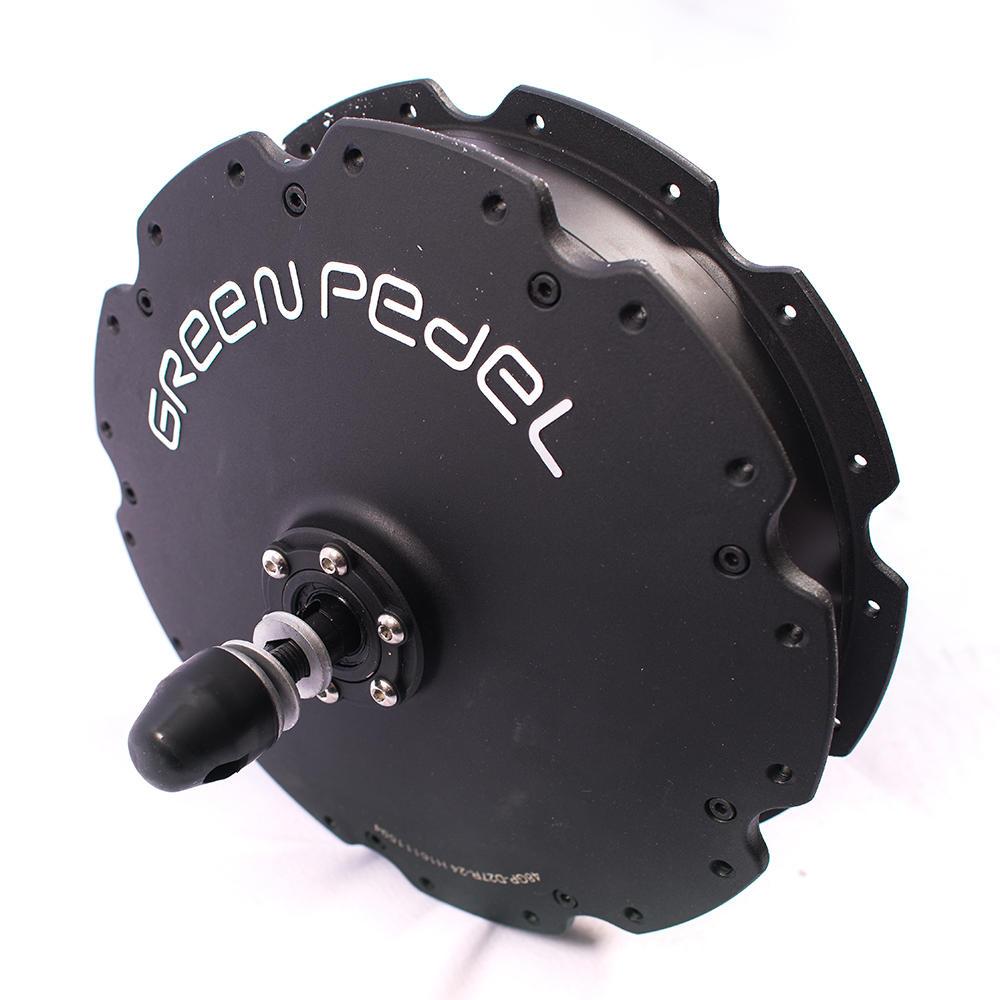 Bikight 48V 1000W Бесколлекторный мотор Электрический велосипед Мотор для преобразования передних колес Мотор