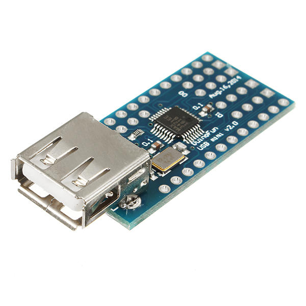 Mini USB Host Shield 2.0 per Arduino ADK SLR Development Tool