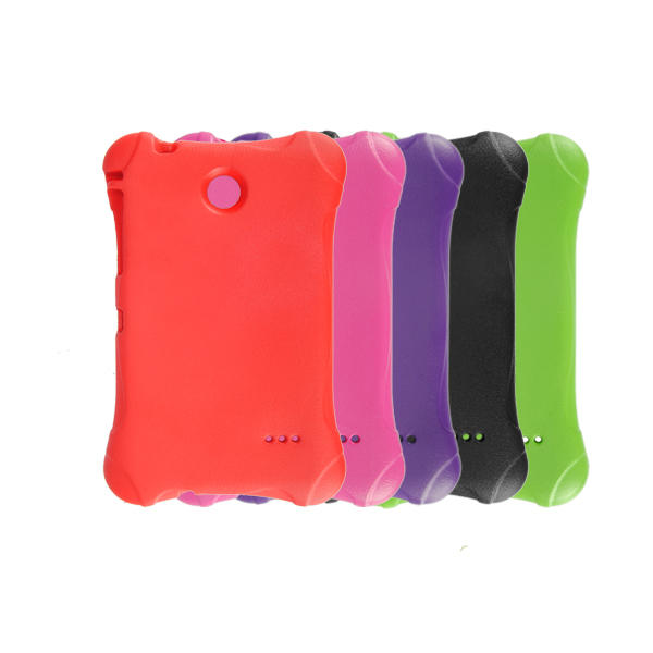 Portable Candy Color Protective Shell for 7 Inch Samsung TAB4 T230N