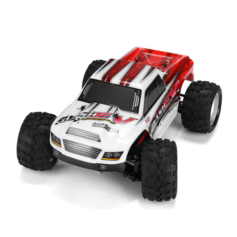 WLtoys A979B 1/18 2.4G 4WD RC Car 70KM/h High Speed Off-Road Racing Buggy Truck Toys