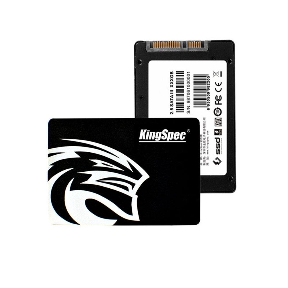 Kingspec Q series 2.5 inch Internal Hard Drive Solid State Drive SATA3 6Gbps TLC Chip for Computer