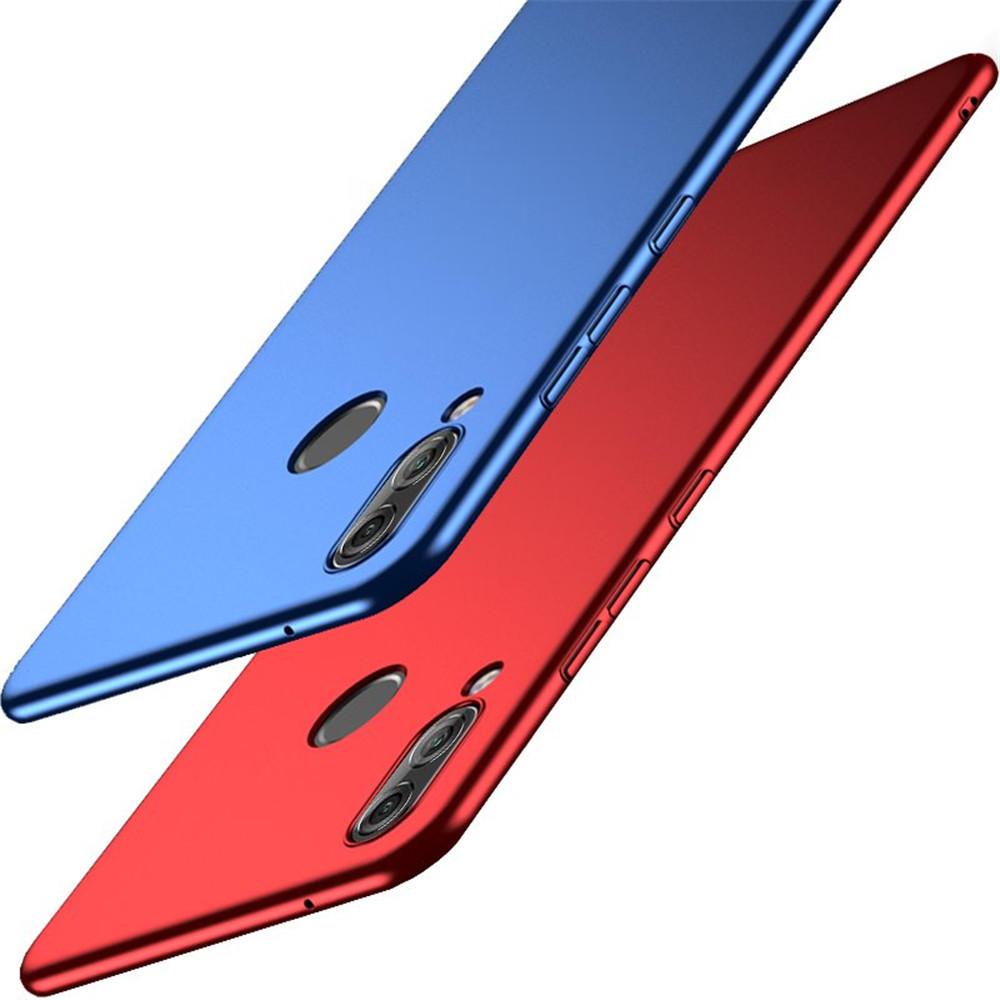 Mofi Mat Ultra Ince Darbeye Sert PC Arka Kapak Koruyucu Kılıf için Huawei Honor 8X
