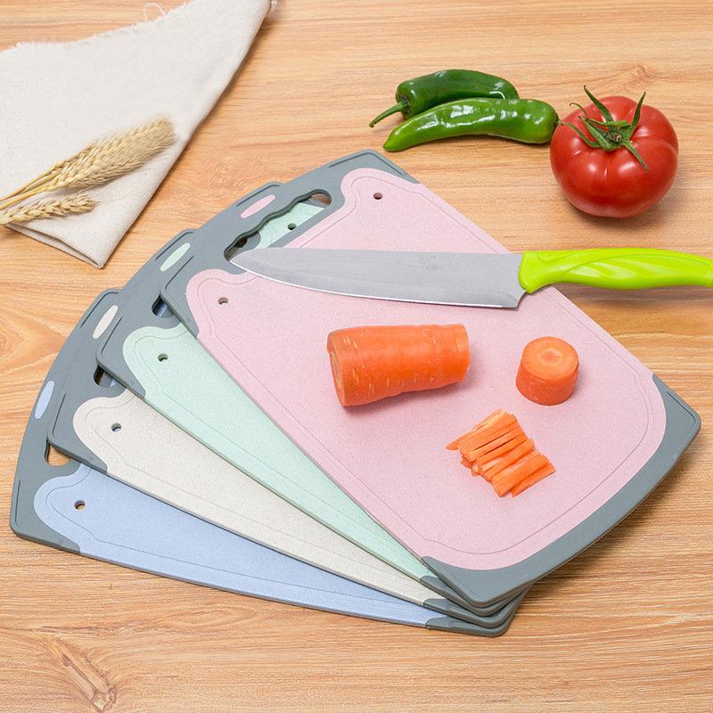 Соковыжималка для кухонной соломы Creative Rectangilar Corrosion-resistant Chopping Block
