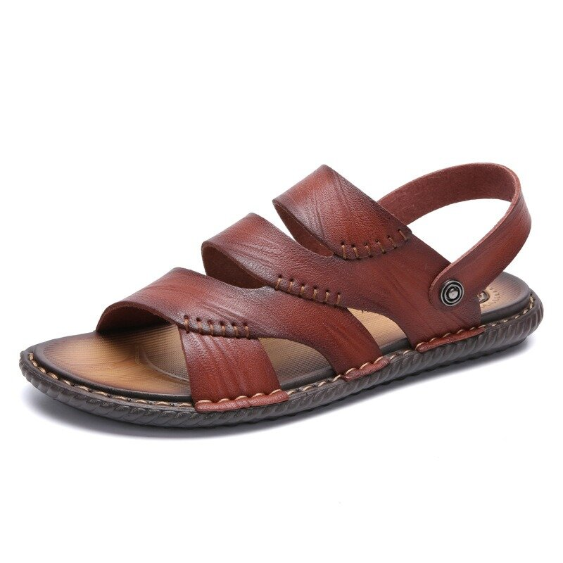 Men Hollow Out Casual Daily Sandals Beach scarpe