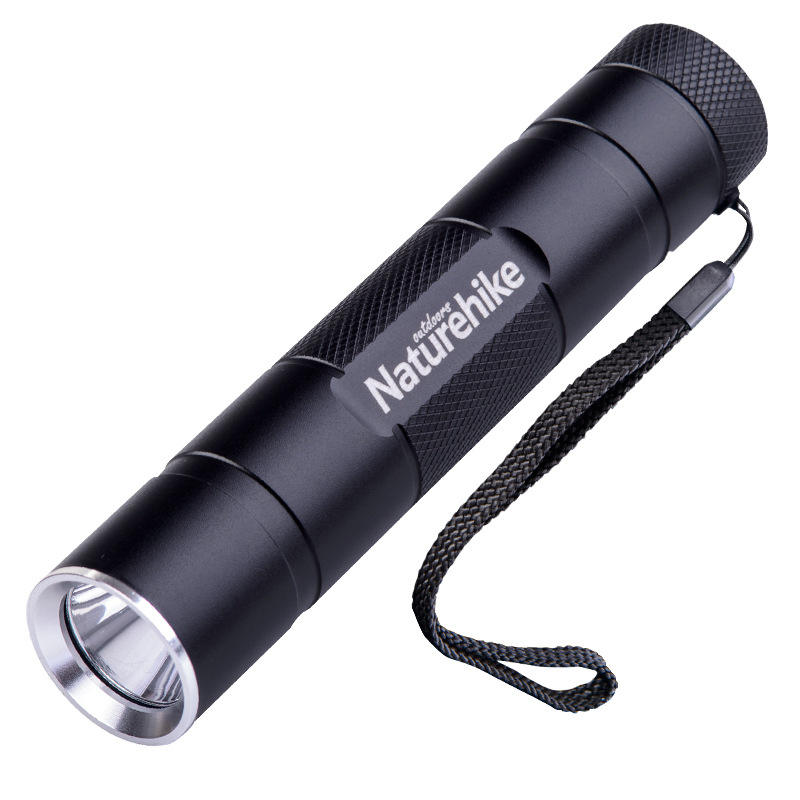 Naturehike S07 3Modes USB Rechargeable Charging EDC LED Flashlight Outdoor Mini Torch Camping Light