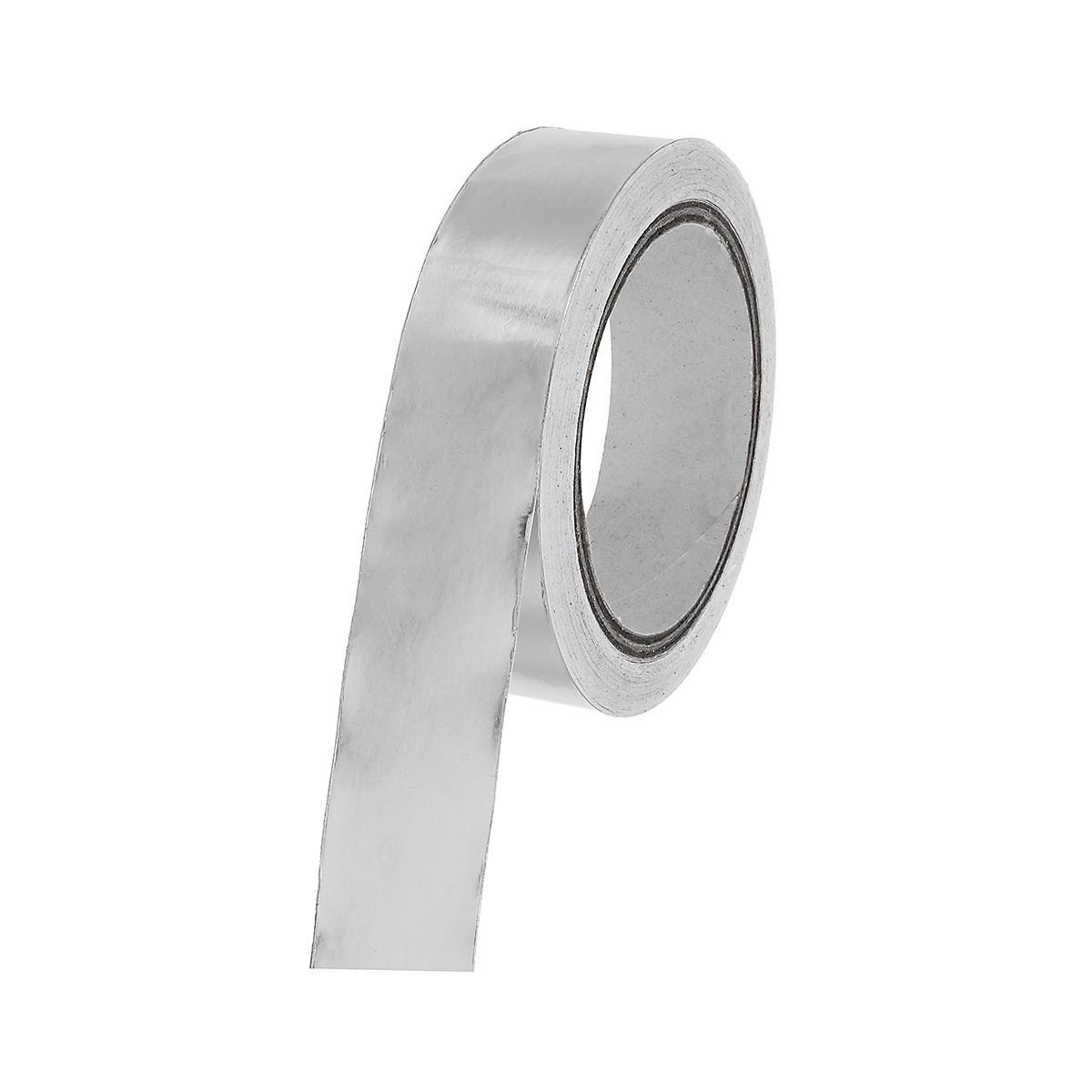 Rolo da listra da fita da folha de alumínio de ferramentas adesivas da fita da folha do cromo 3cm x de 20m