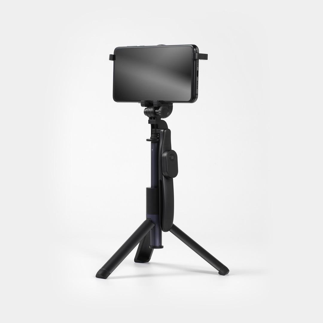 Yuemi YMZPG001 Uitschuifbare Selfie Stick-statief met Bluetooth-afstandsbediening Sluiter