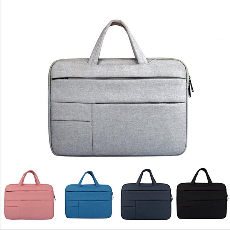 "15.6"" Waterproof Notebook Sleeve Bag Case For Lenovo MacBook Apple xiaomi Laptop"