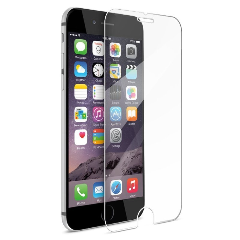Bakeey 0.26mm 9H Scratch Resistant Tempered Glass Screen Protector For iPhone 7 Plus/8 Plus