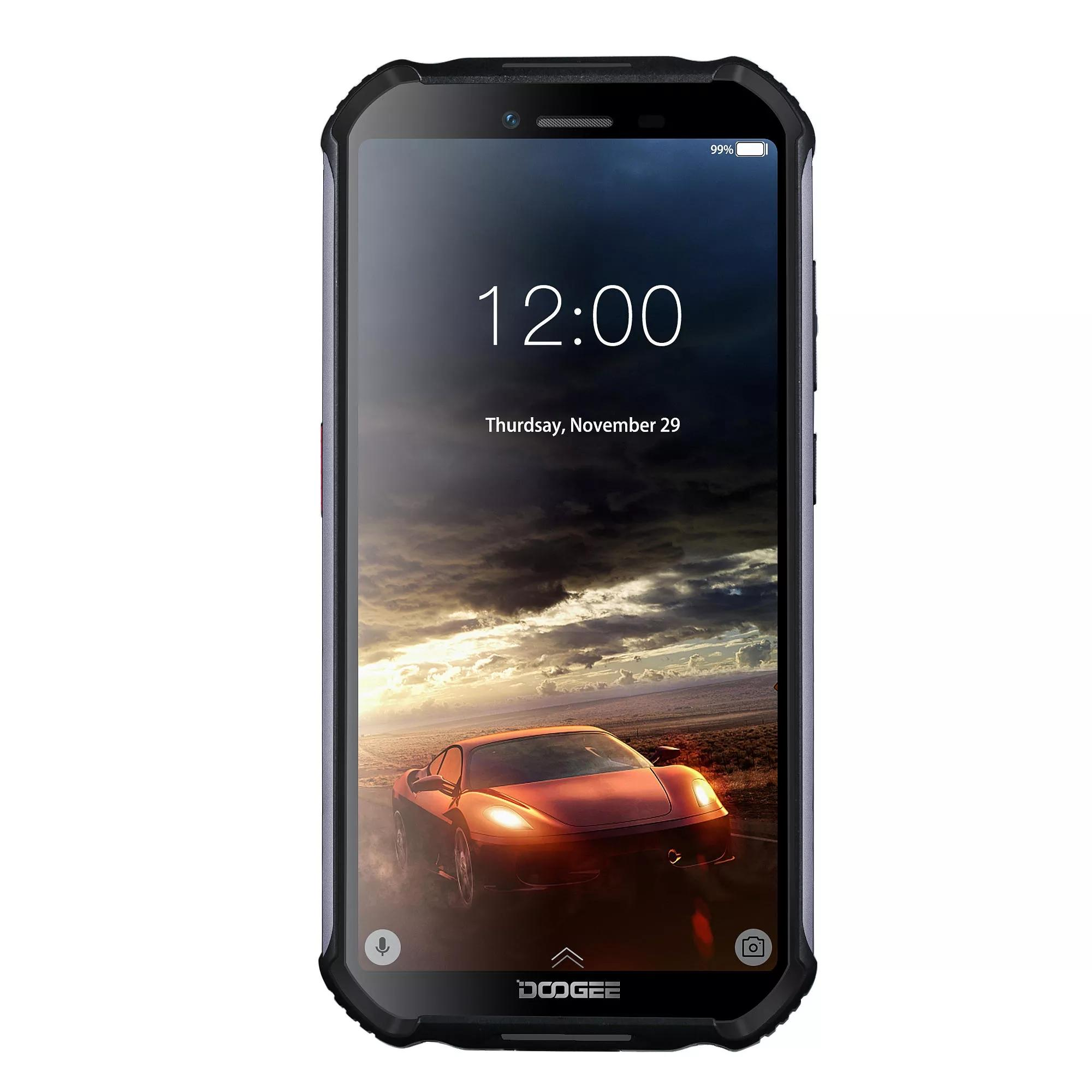 Bakeey Anti-Explosion Anti-Scratch Tempered Glass Screen Protector For Doogee S40