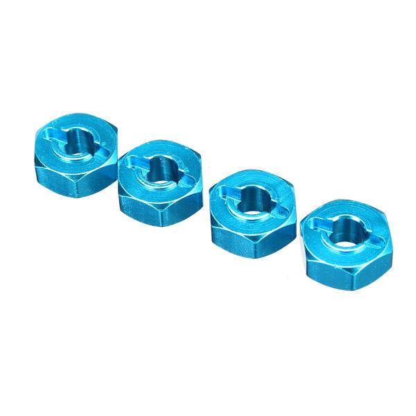 HSP Wheel Hexagon 102042 12mm in diameter 5mm in Thickness with Plug
