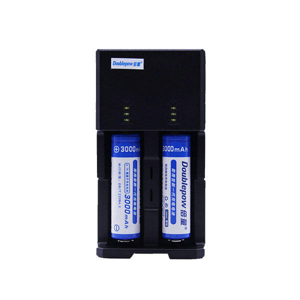 Doublepow K58 1.2V 3.7V AA AAA 18650 NI-MH NiCd Rechargeable Battery Charger Power Bank