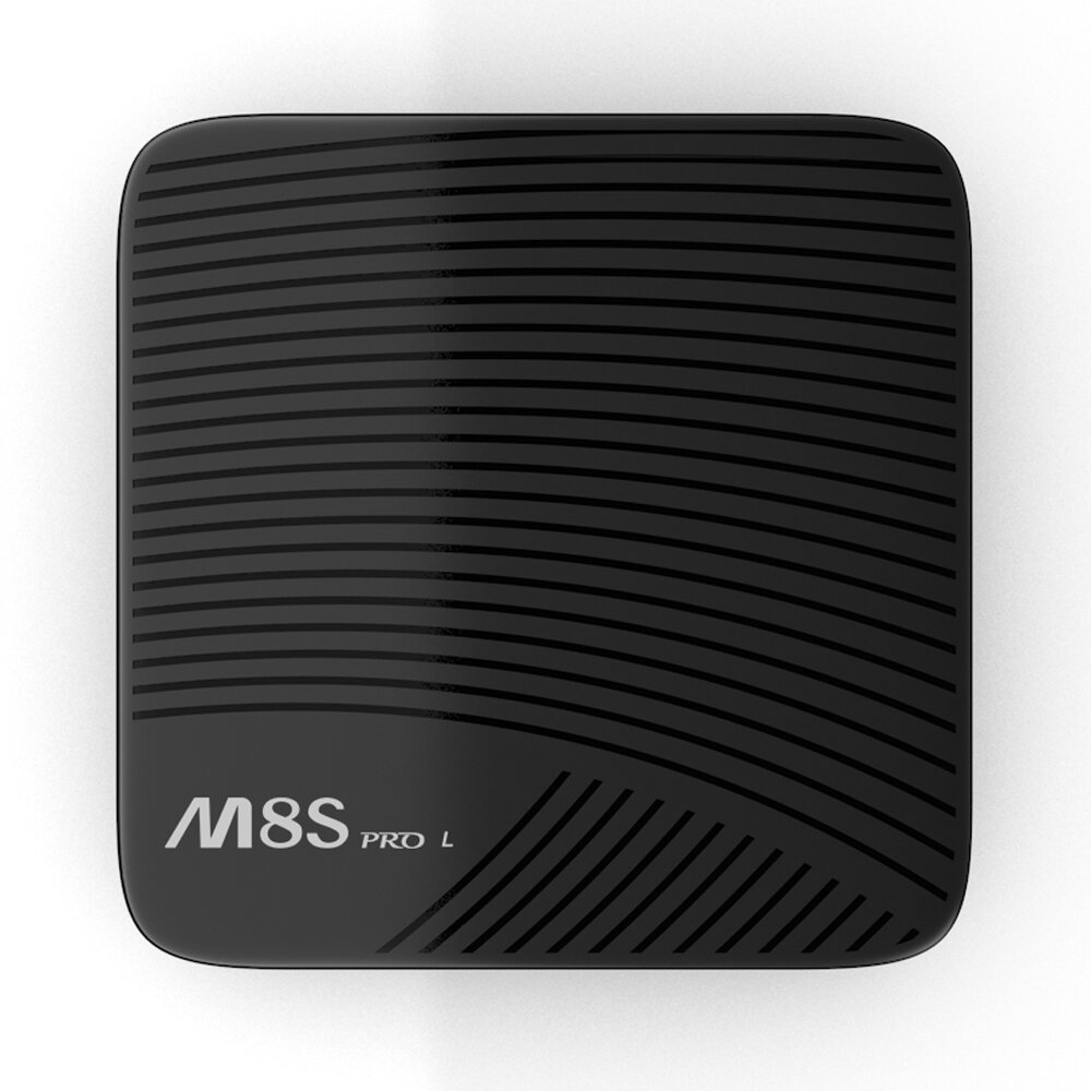 Mecool M8S Pro L Amlogic S912 3GB RAM 32GB ROM 5G WIFI Bluetooth 4.1 Support 4K Android TV Box HD Netflix 4K Youtube