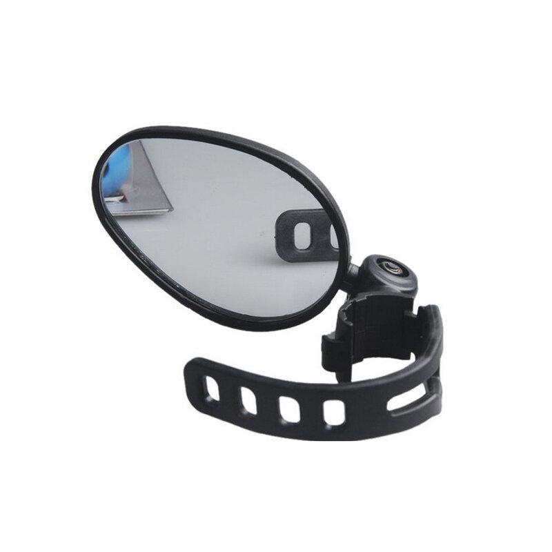 BIKIGHT دراجة دراجة مرآة سهلة التركيب 360 درجة دوران المقود مرآة السلامة الدراجات mtb الطريق دراجة الرؤية الخلفية