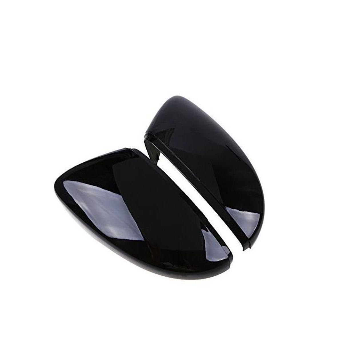 2 Stücke Rückansicht Außenspiegel Abdeckungen Caps Für VW Käfer CC Eos Passat Jetta Scirocco