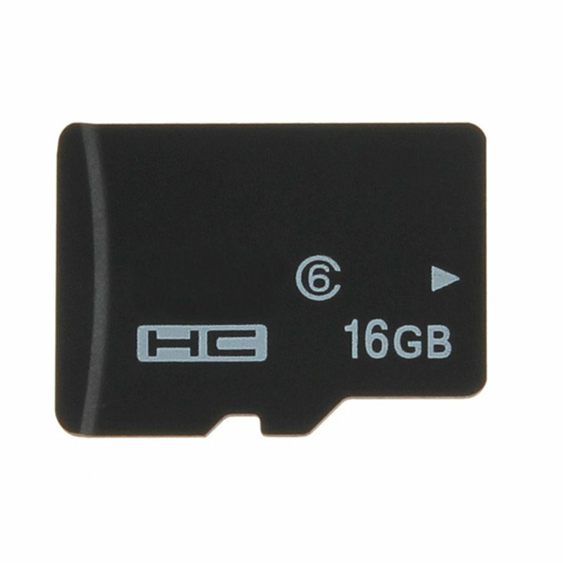 16 GB High Speed ​​Storage Karta pamięci Flash Karta TF do telefonu komórkowego MP3 MP4