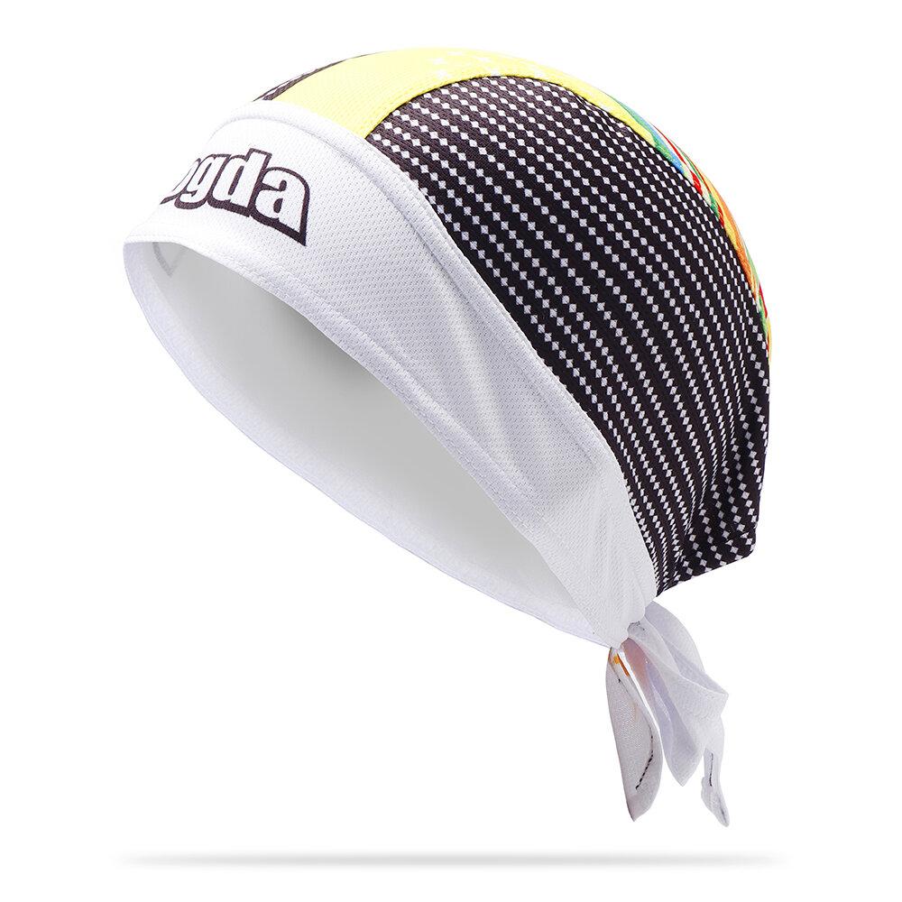 Men Women Summer Outdoor Riding Swimming Hat Waterproof Good Elasticity Hat
