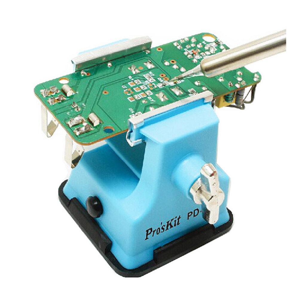Pro'skit PD-372ミニバイスベンチ作業テーブルDIYクラフトモジュール固定修理ツールの副ベンチ