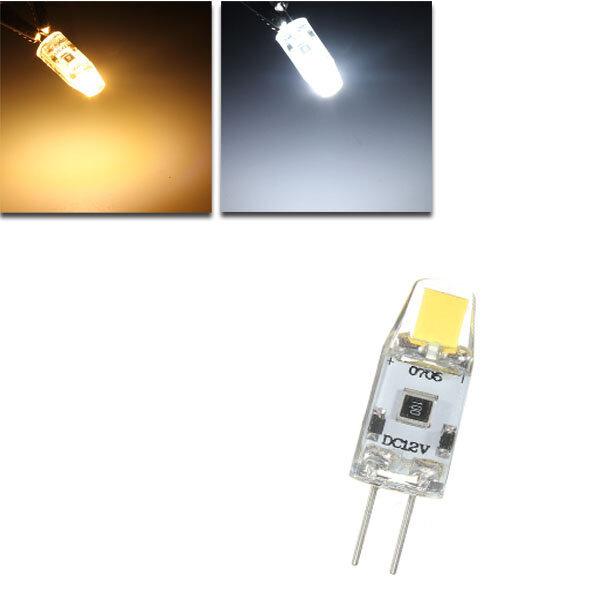 G4 1.5w затемняемый 0705 початок LED капсула лампы заменить галогенные чистый белый / теплый белый свет лампы DC 12V