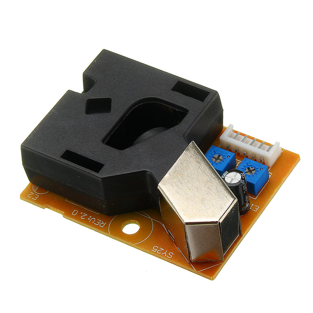 DC 5V XYS PM2.5 PPD42NJ PPD42NS Dust Smoke Particle Sensor Module Air Quality Monitor/Purifier With Cable