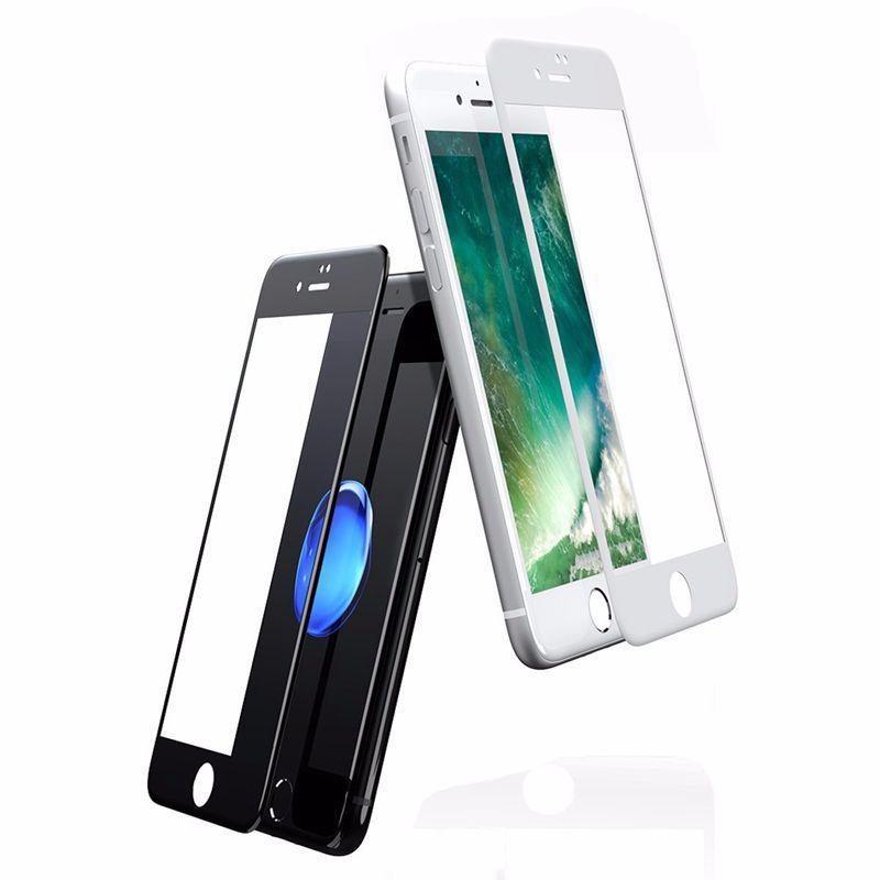0,3 mm Dicke 9H Explosionsgeschützter gehärteter Glasschirmschutz für iPhone 7 Plus/8 Plus
