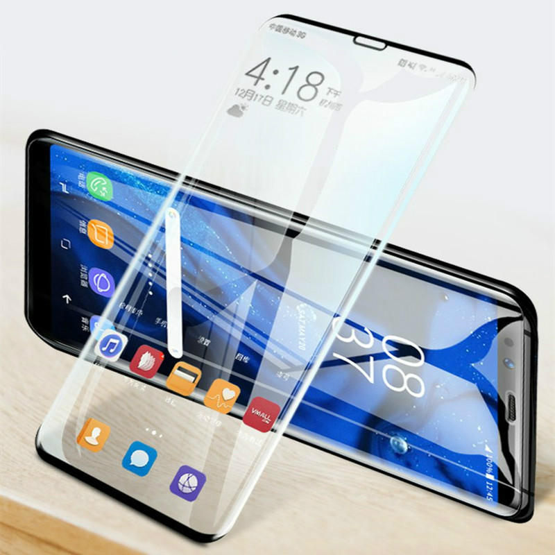 Bakeey Anti-Explosion Full Coverage Tempered Glass Screen Protector For iPhone X / XS
