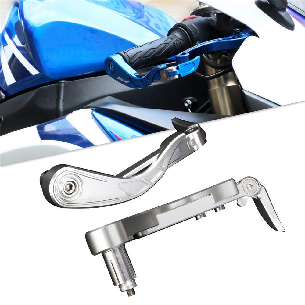 """NEVERLAND Motosiklet 3D Kolu Koruma Koruyucu 22mm 7/8 """"Fren Debriyaj Için Yamaha YZF R1 R6 R15 R25 R3"""