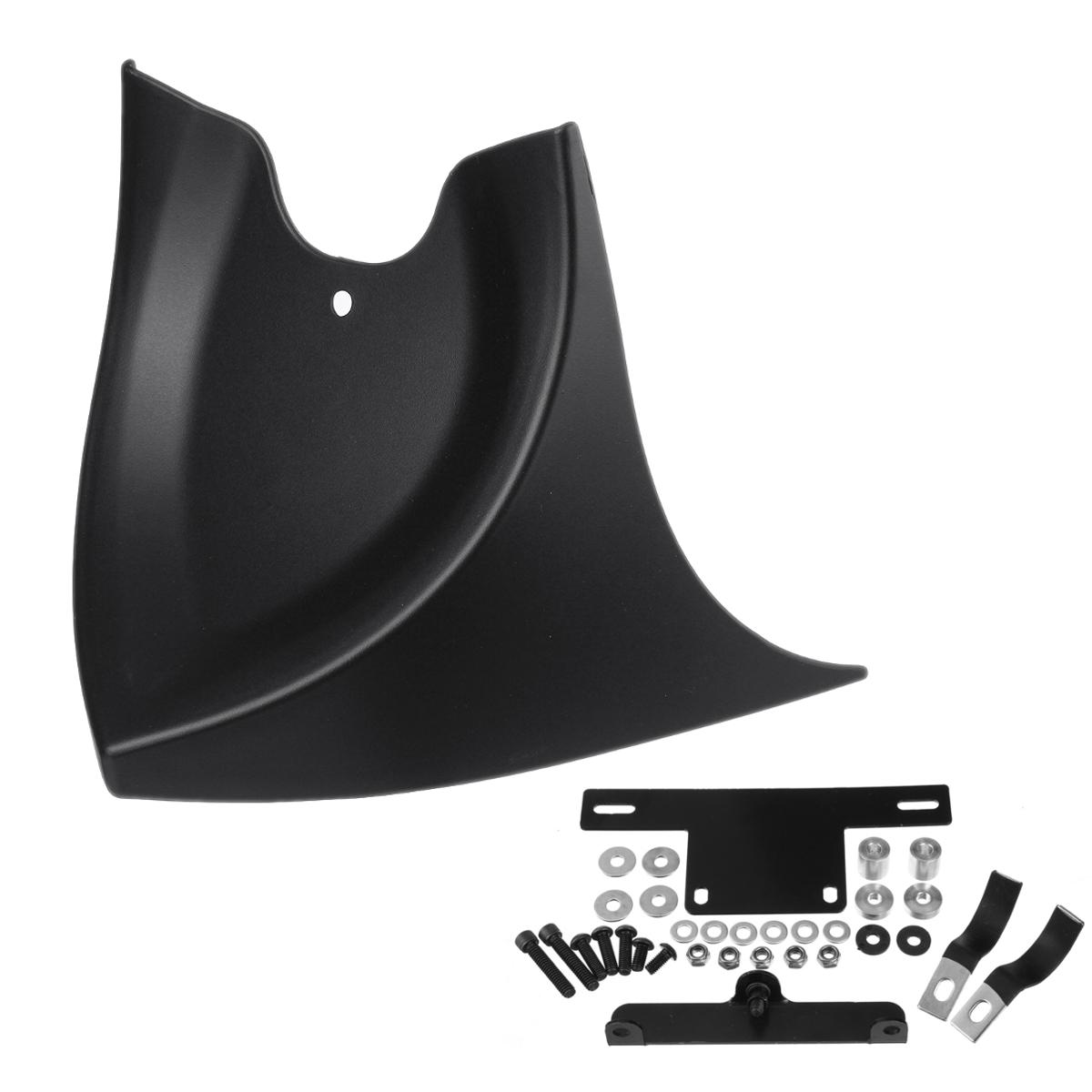 Motorcycle Lower Chin Fairing Front Spoiler Universal For Harley XL V-ROD Touring Glide