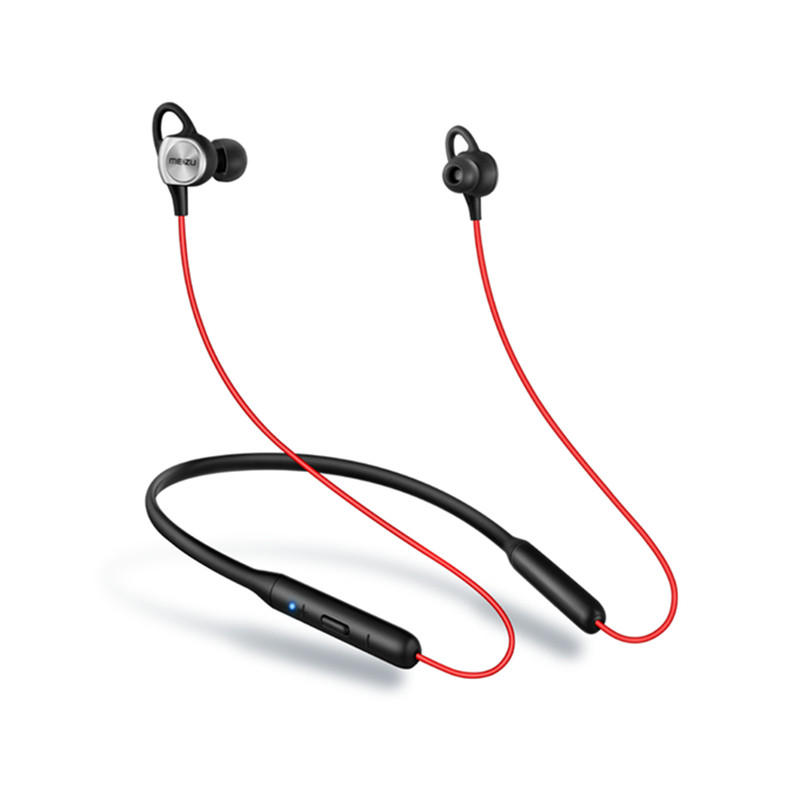 Original Meizu EP52 Neckband Magnetic Earphone IPX5 Waterproof Sport Headphones With Mic for Xiaomi Huawei