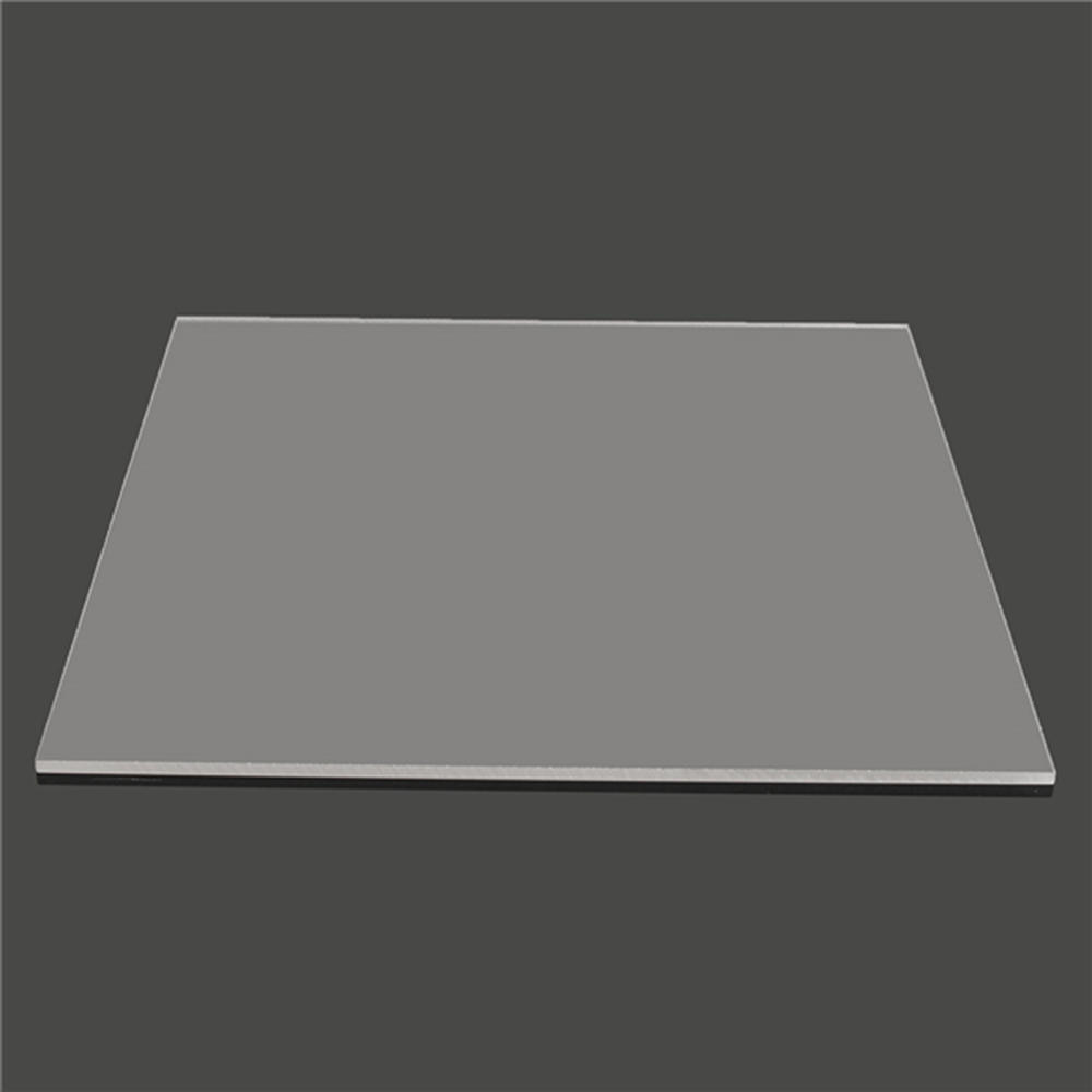 400x500mm PMMA Acrylic Transparent Sheet Acrylic Plate Perspex Gloss Board Cut Panel 0.5-5mm Thickness