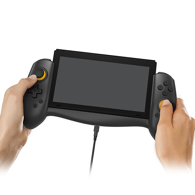 DOBE TNS-18133B1 Рукоятка с нескользящим кронштейном Контроллер для игровой консоли Nintendo Switch