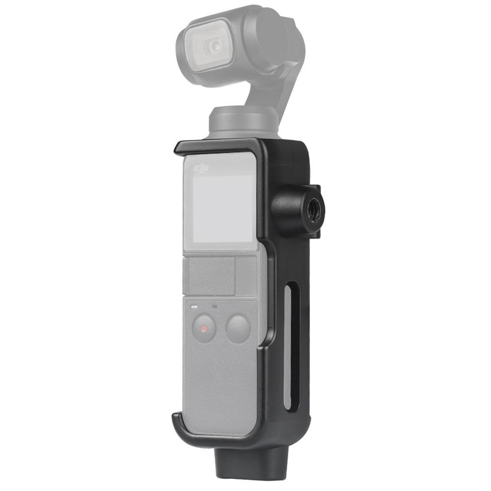 PULUZ PU396 Protective Frame Housing Case Shell for DJI OSMO Pocket Gimbal Sports Action Camera