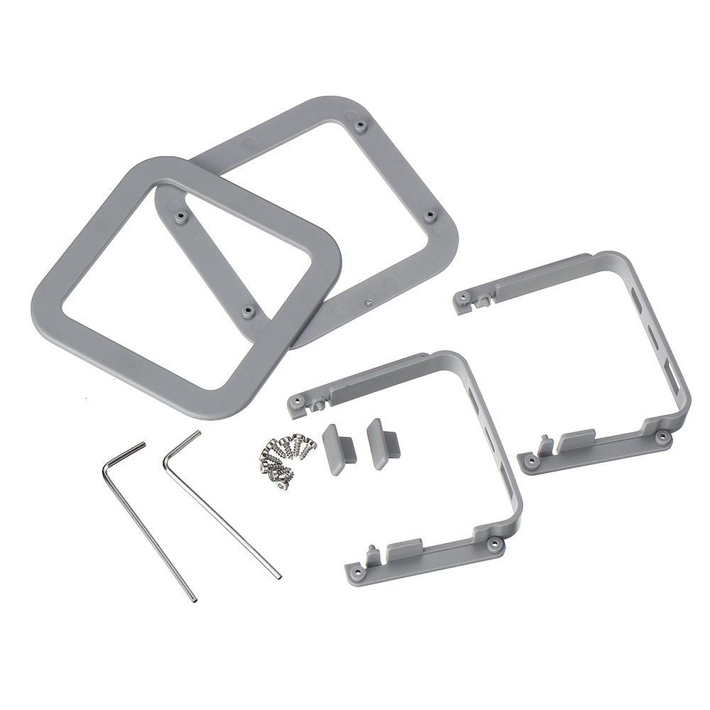 M5Stack® 2 Conjuntos de Painel de Dashboard Kit de Componentes de Instalação Estendida
