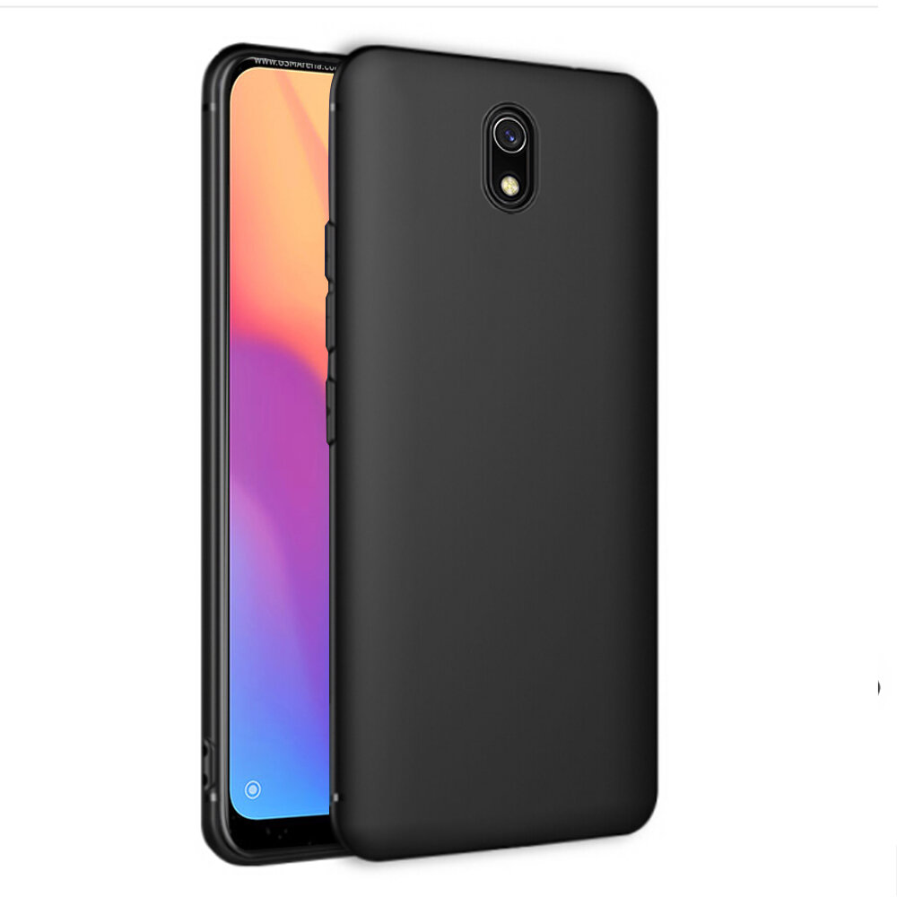 Bakeey Anti-fingerprint Shockproof Soft TPU Protective Case for Xiaomi Redmi 8A