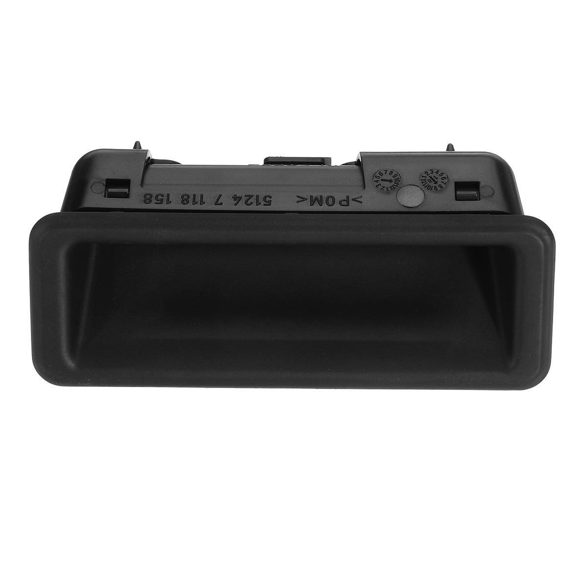 Car Trunk Handle Release Switch For BMW E60 E90 E91 E92 E70 7118158 51247118158
