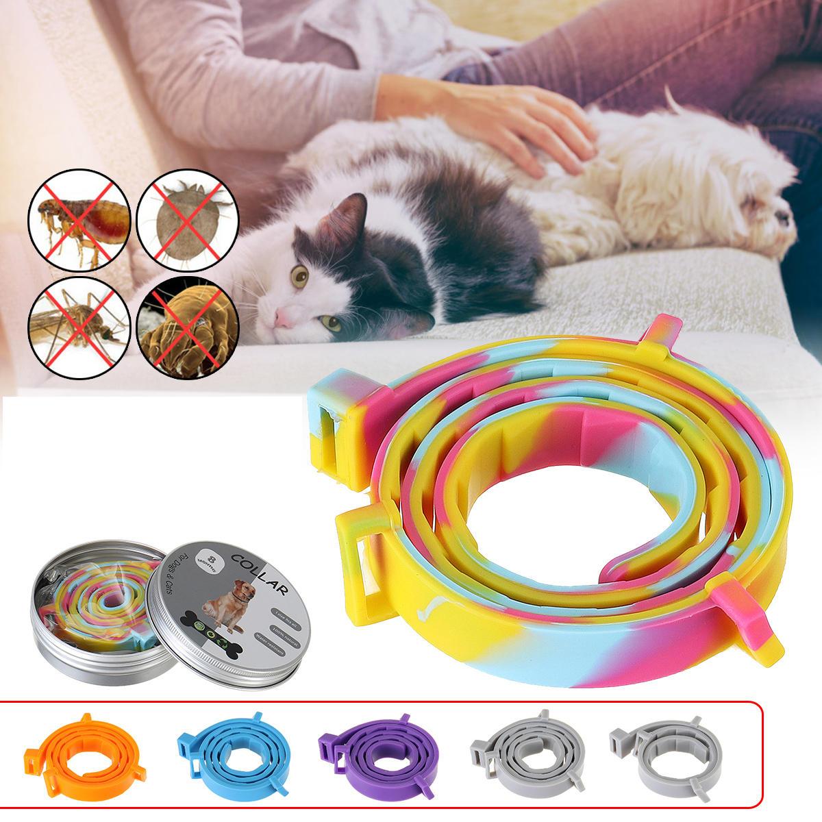 Pet Insect Repellent Collar Insect-Repellent Pet Cat And Dog Dog Cat Flea Collar