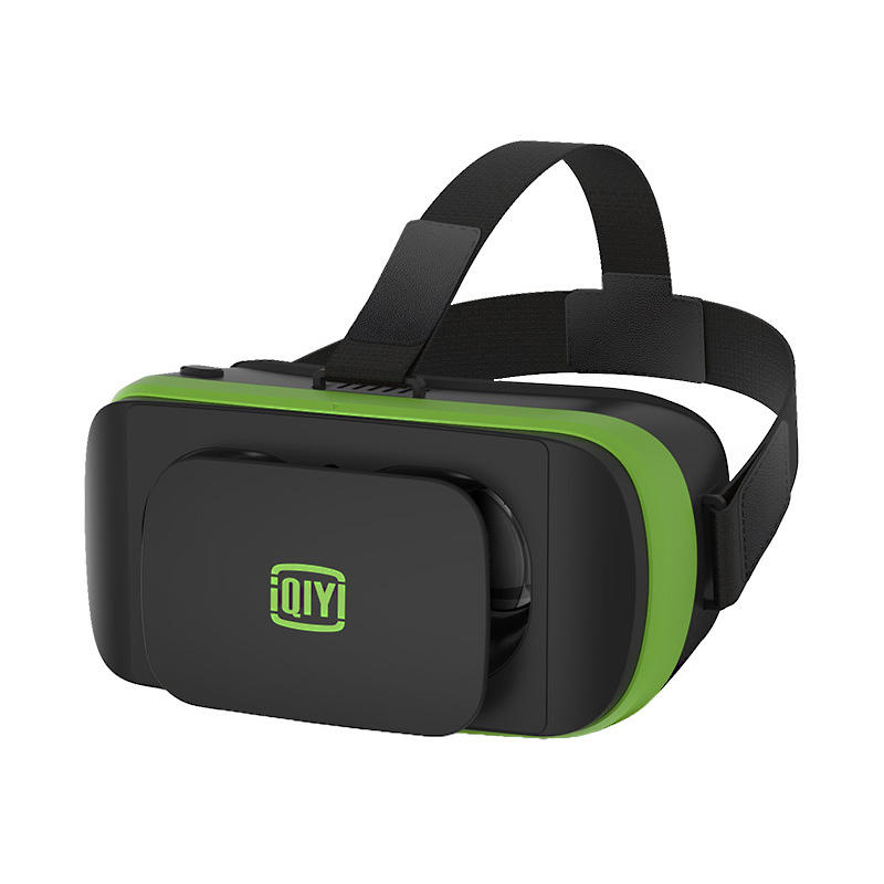 iQIYI Head-mounted VR Virtual Reality Glasses 3D Smart Glasses for 4.7-5.5 inch Mobile Phones