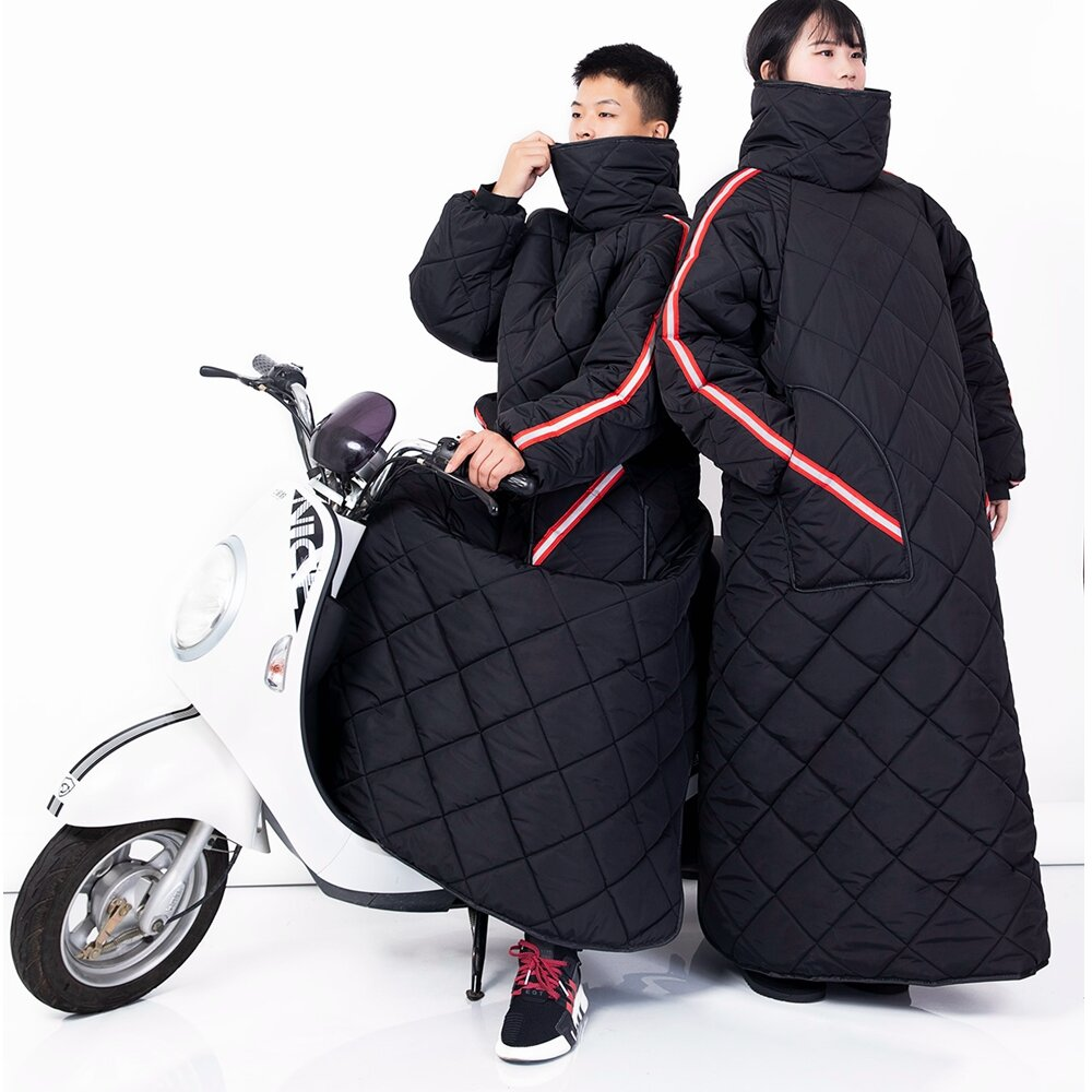 Winter Leg Cover For Scooters Rain Wind Cold Protector Clothes Knee Motorcycle Blanket Knee Warmer Waterproof Winter Quilt