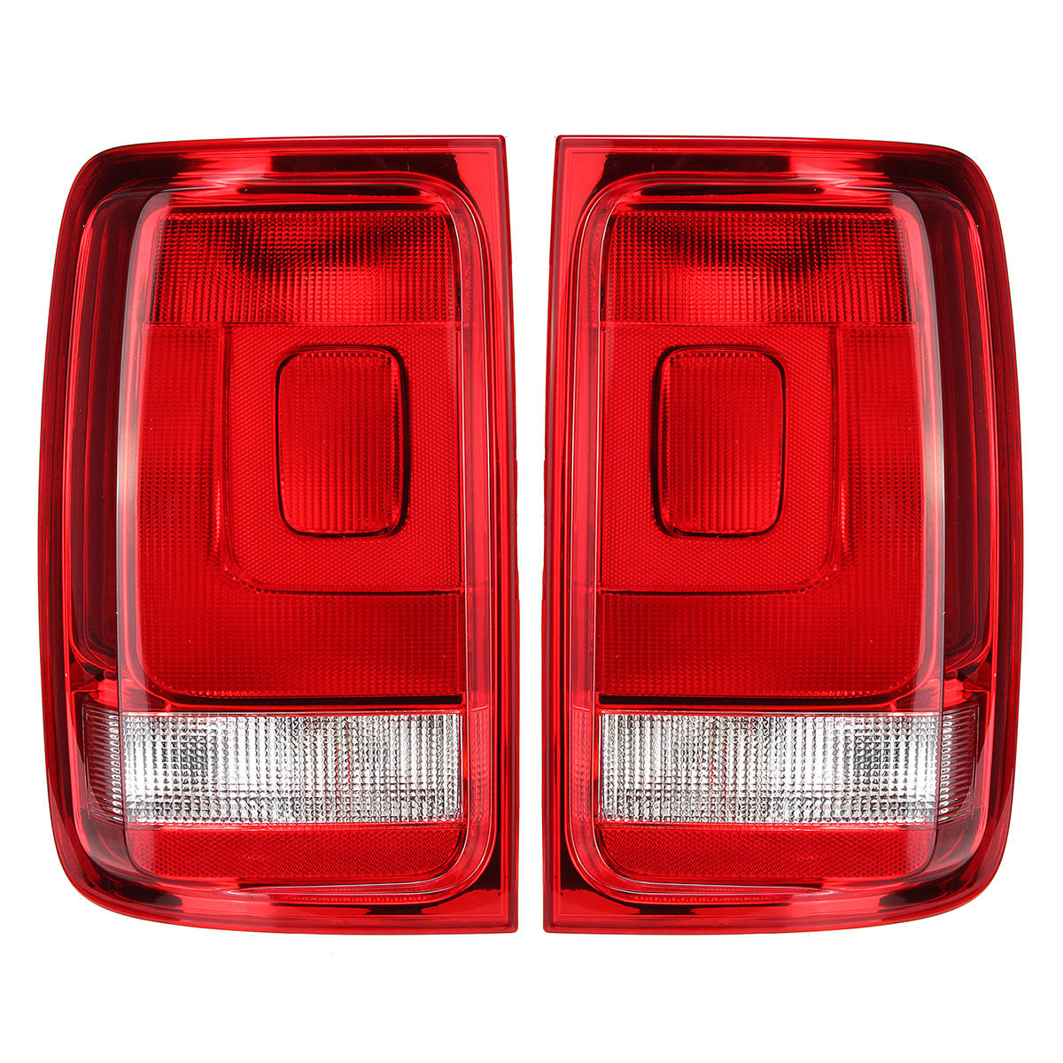 Car Rear Left/Right Tail Light Assembly Brake Lamp with No Bulbs for Volkswagen Amarok UTE Pickup 2010-UP