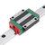 Направляющий рельс Machifit HGR15 100-1000 мм с линейным фланцевым блоком с ЧПУ HGW15CC Детали с ЧПУ