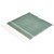 50pcs 7-inch Black Disc Protective Bags Self Adhesive CD Storage Bag Transparent 10 wire thickening