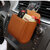 Auto Air Vent Car Storage Bag Multi-functional Faux Leather Phone Bag Ditty Bag Travel bag